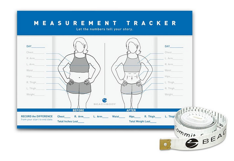 measure tracker