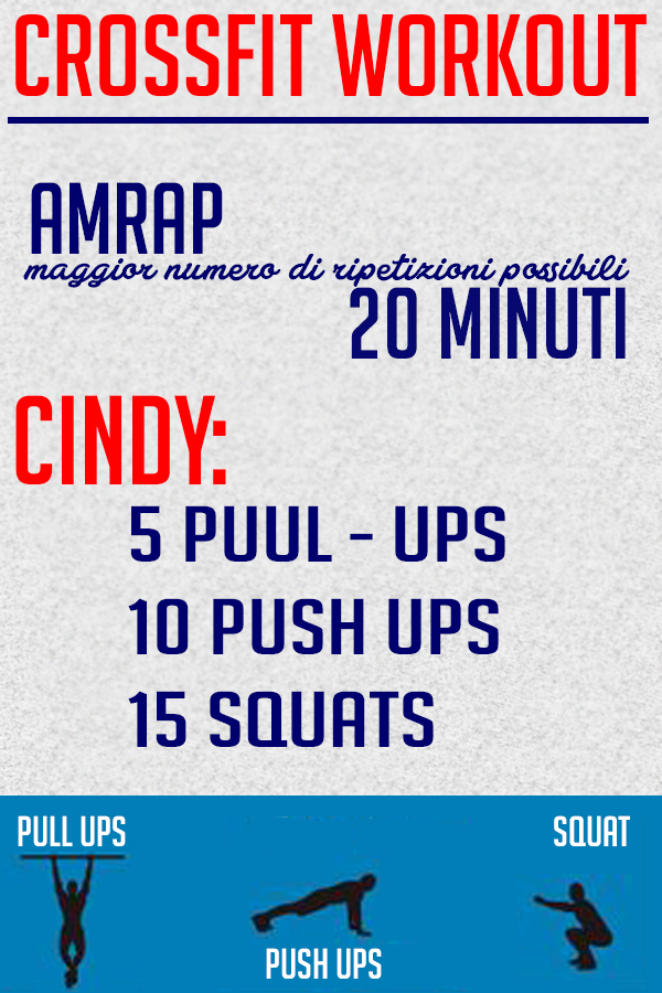 Top CROSSFIT: La prima guida completa da casa al box - Workout-Italia UL94