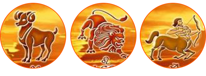 i-segni-zodiacali-di-fuoco
