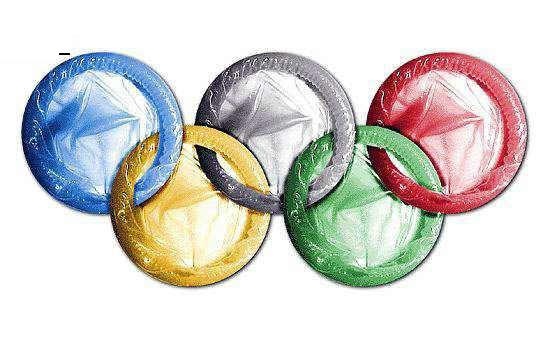 sesso e sport profilattici olimpici