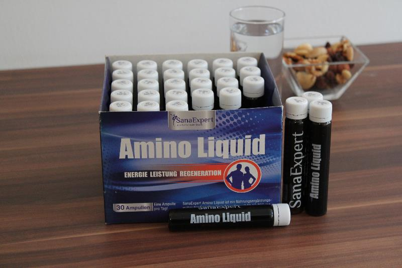 SanaExpert Amino Liquid ed L-Carnitine