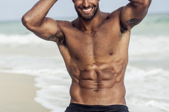 Model fitness: Beto Malfacini