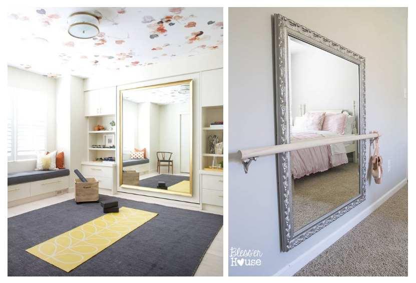 Come creare il tuo angolo palestra in casa consigli dell 39 architetto workout italia - Creare una palestra in casa ...