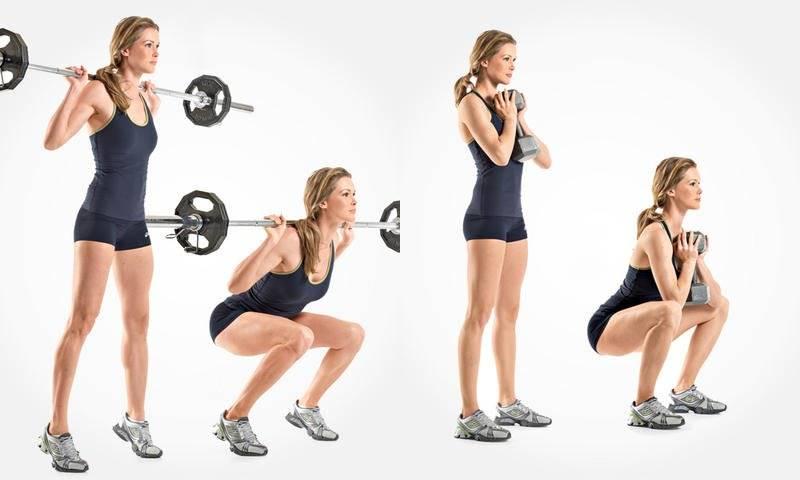 Sedere squat